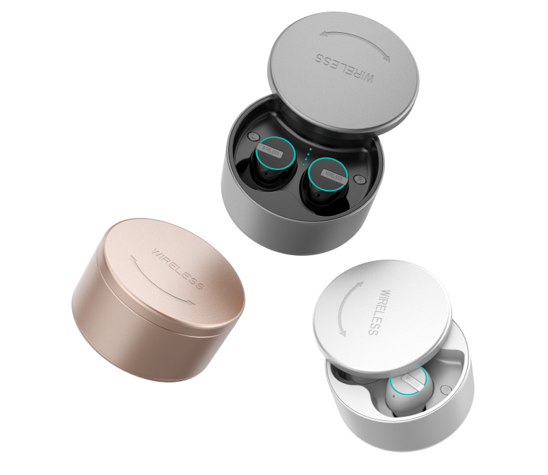 BS03 The Newest TWS Wireless Earphone with Charging Case